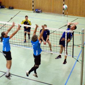 HSV gegen Blau Weiß
